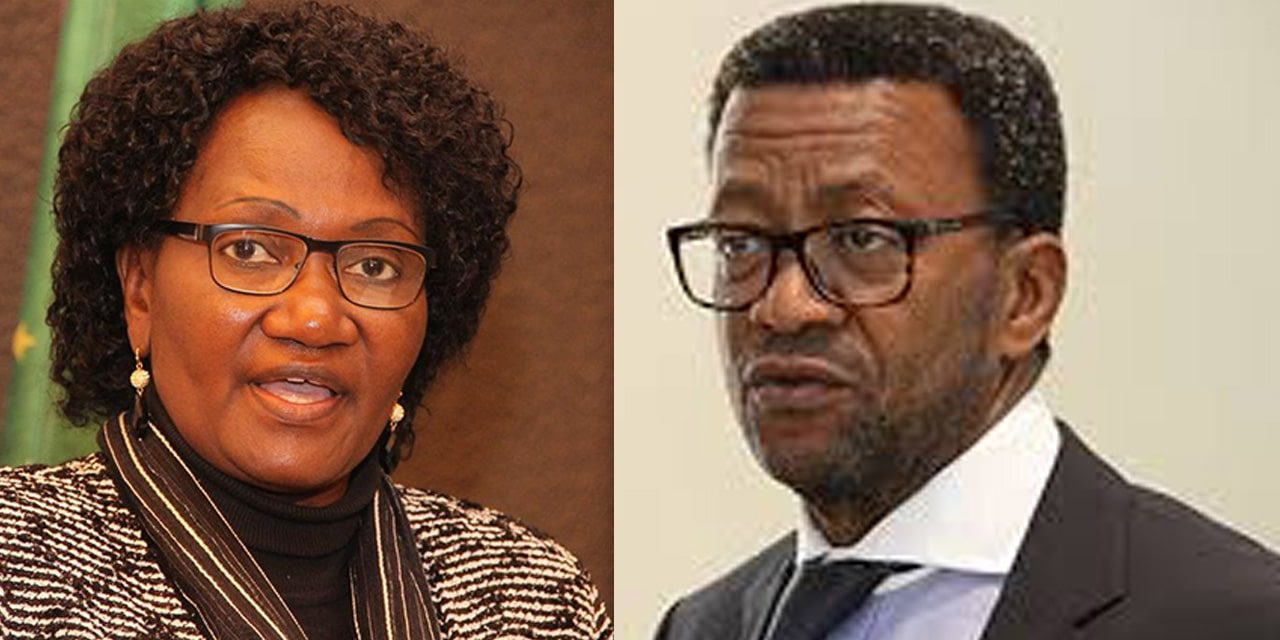 Higher Education Minister is above the fray