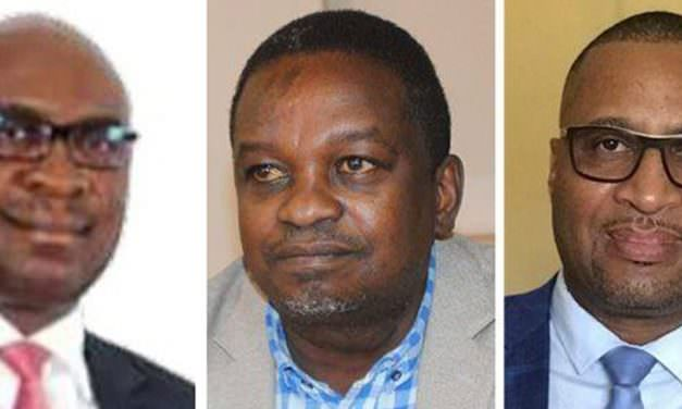 Walvis Bay CEO and three others suspended