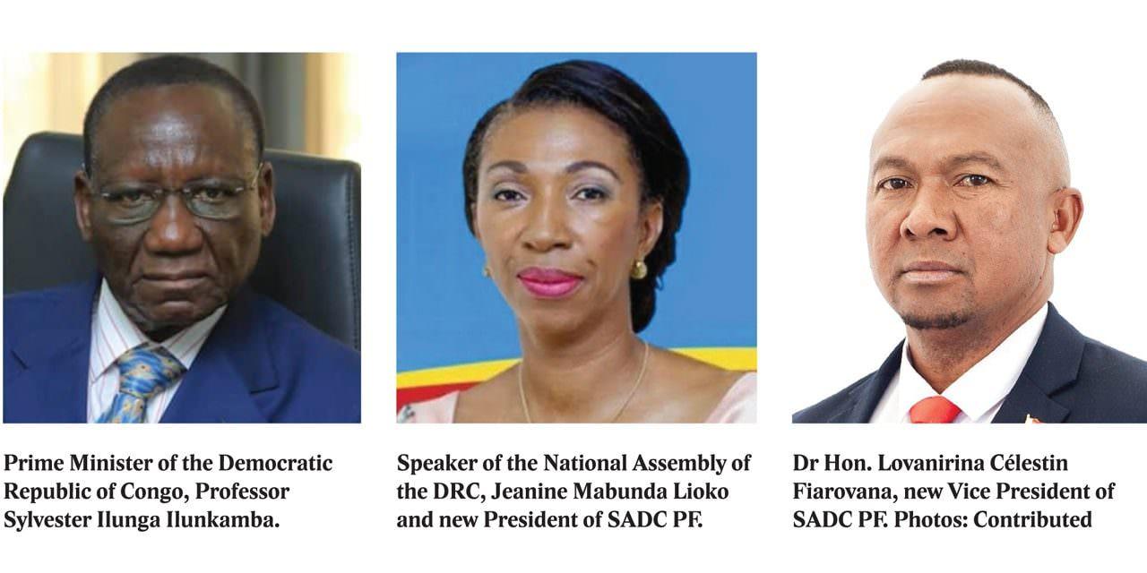 DRC backs SADC Parliament bid