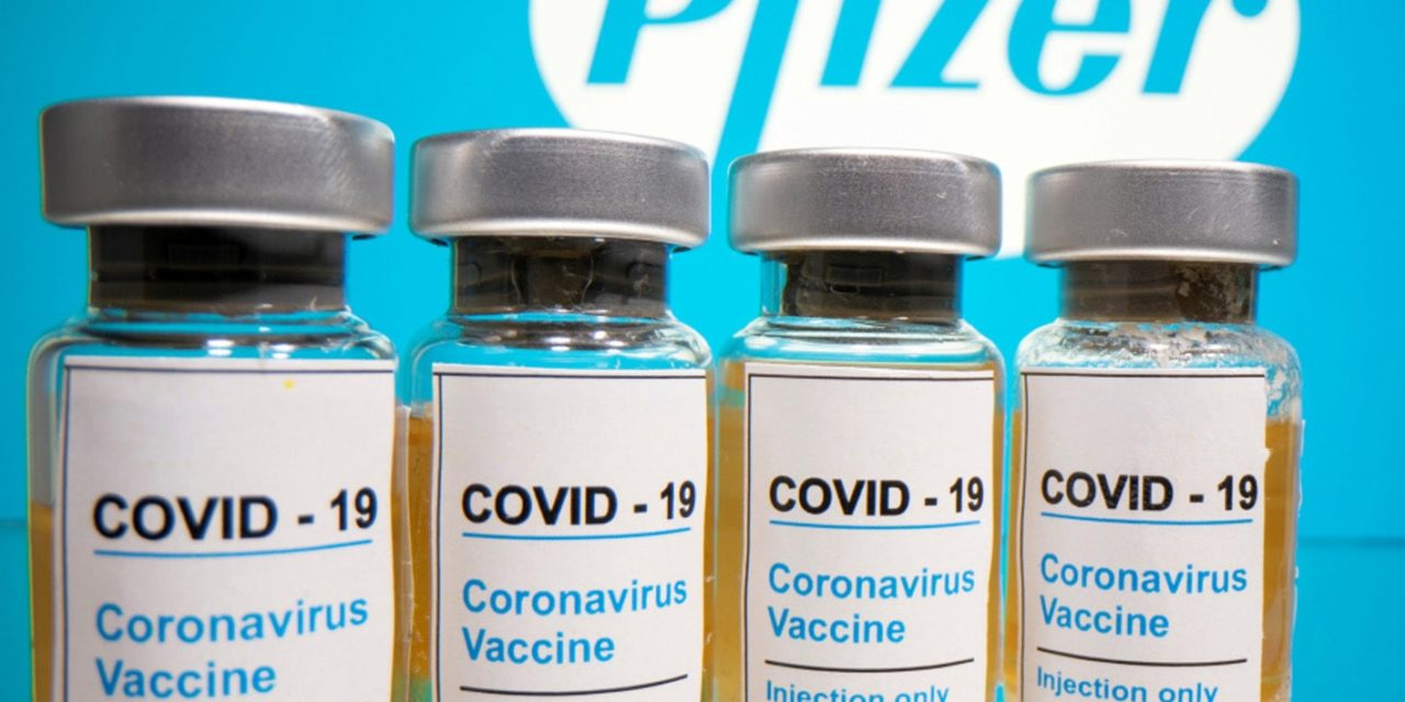 American embassy staff get COVID-19 vaccine