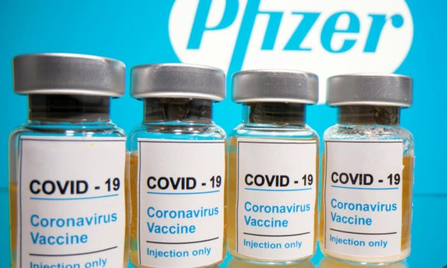 American embassy staff get COVID-19 vaccine