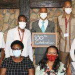 ALI Celebrates its 100th group of leader graduates