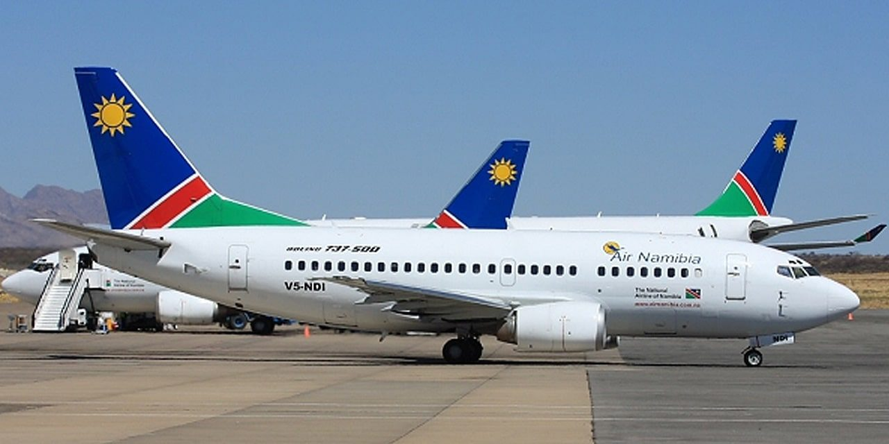 Changing gears over Air Namibia