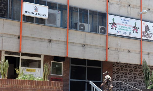 Defence Ministry dragged to court over N$8m sanitisers