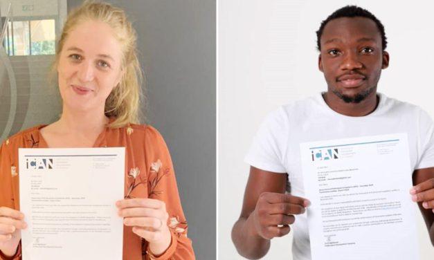 37 pass CA qualification exam