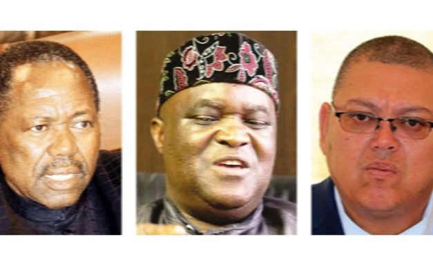 Geingob appoints new ministers