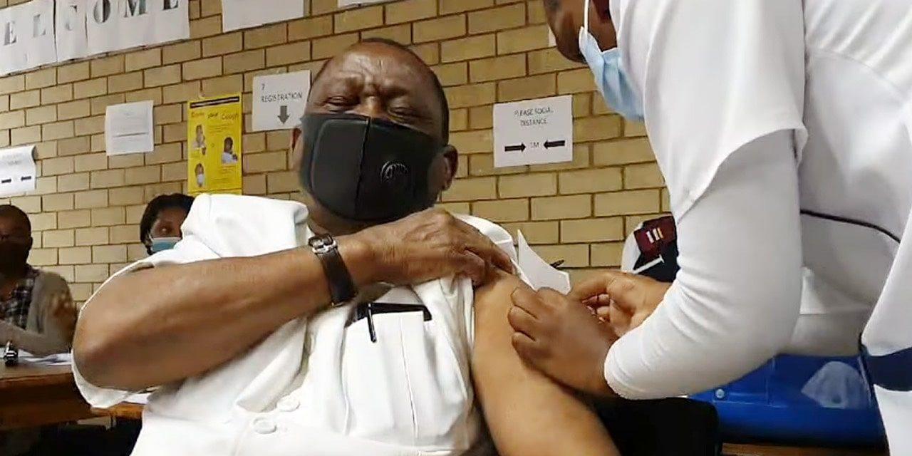 Namibia lags behind in herd immunity target