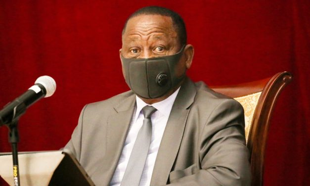 Shangula rules out CDC mask guidelines