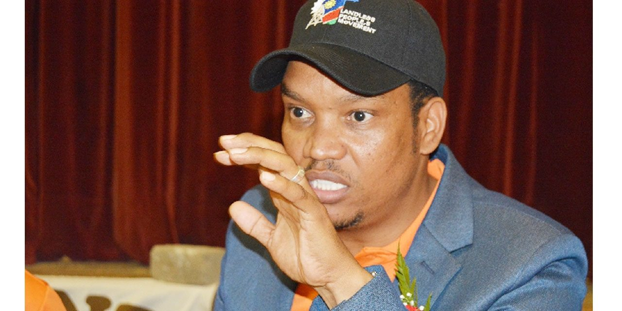 Swartbooi threatens to report PM to ACC