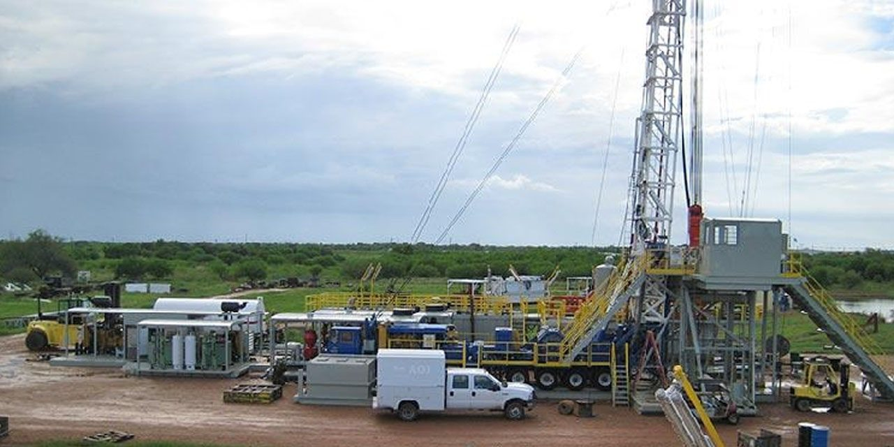 ReconAfrica illegally drilling