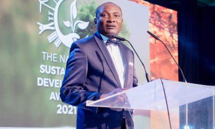 EIF hosts Sustainable Development Awards