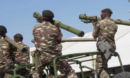 Kalahari Soldier faces murder trial