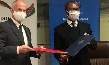 Namibia secures N$1.8 billion German loans