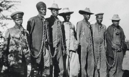 'Rushed' genocide deal questioned