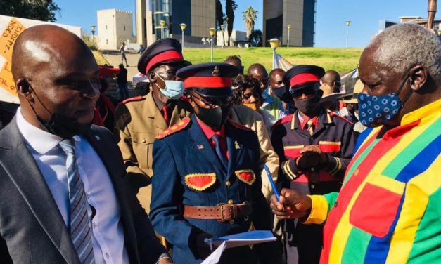 Apology not accepted – Rukoro ..as OTA denounces deal