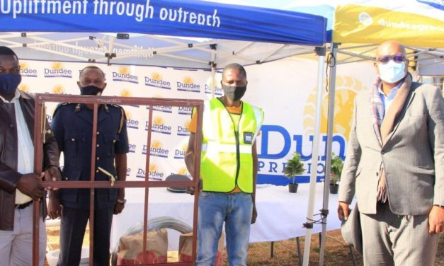 Dundee supports community efforts to combat crime