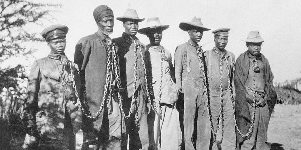 Genocide deal review urged