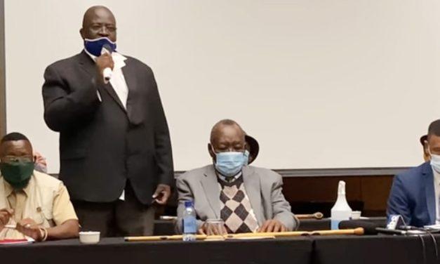 OTA, NTLA rubbishes Katjirua's stance …as Rukoro calls for referendum