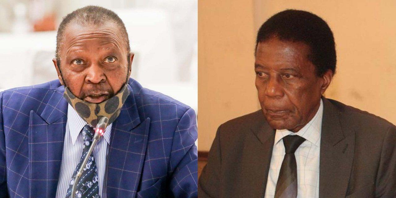 Tjiriange, Ngavirue remembered