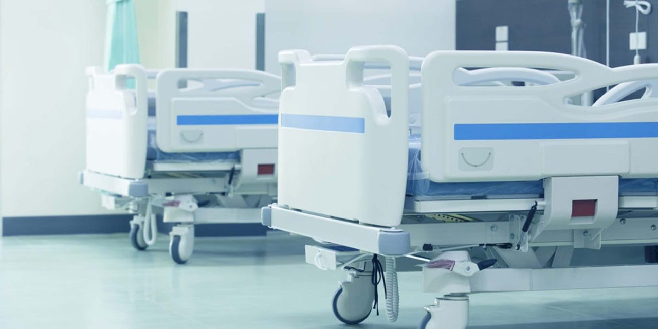 Hospitals in bed crisis