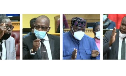 ACC's boss, Parliament debate on hold . . . following chaos in August House