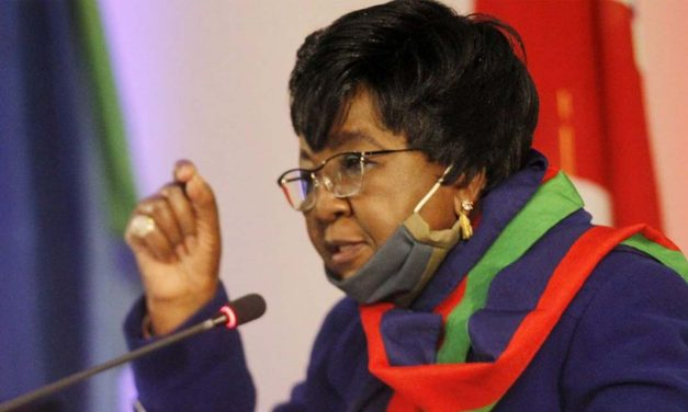Shaningwa tells LPM to fight own battles …as LPM accuses Swapo of staging pistol affair