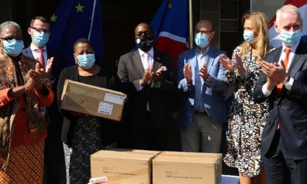 Dutch donation comes at crucial moment