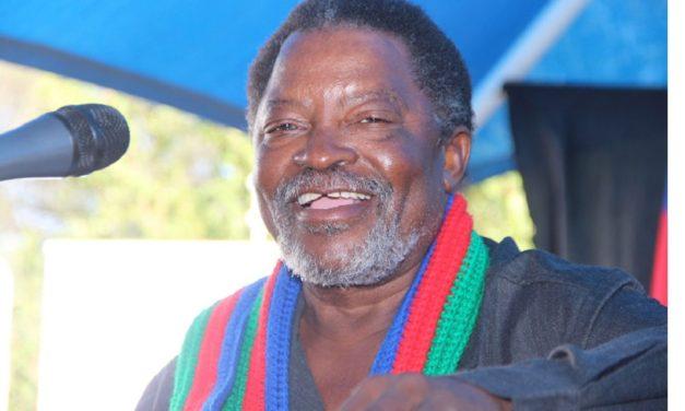 Hausiku declared national hero