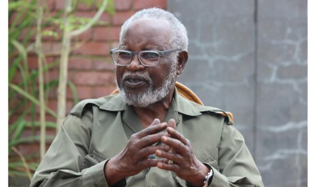 KK not one for quiet diplomacy, Nujoma