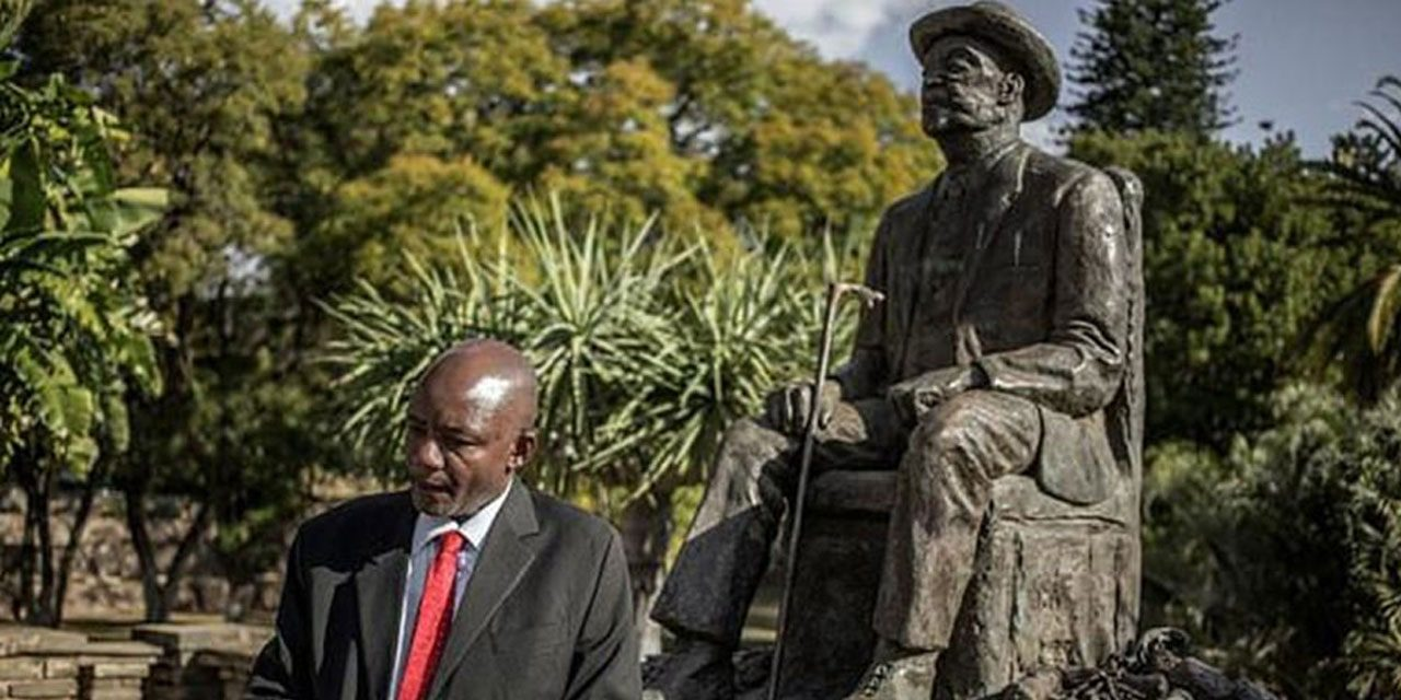 'KK a messenger of good hope, reconciliation'