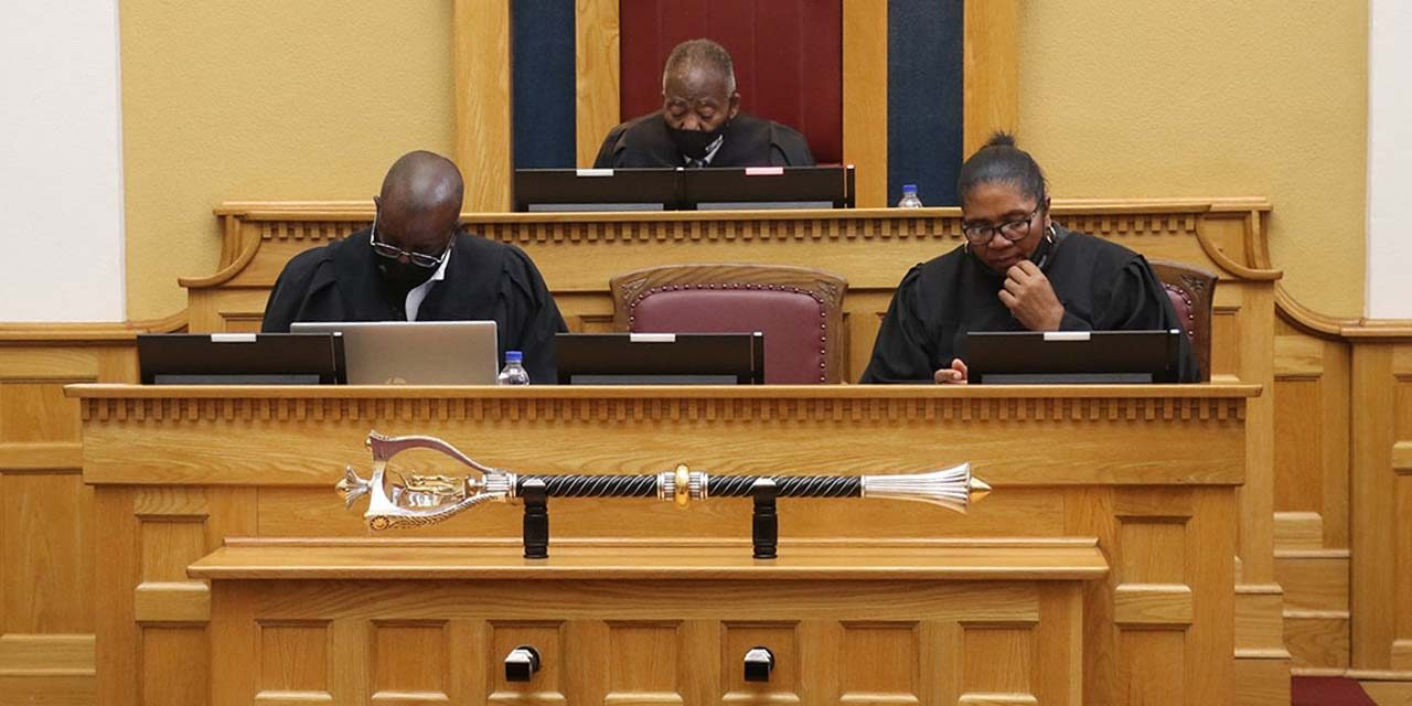 National Assembly maintains right procedures were followed