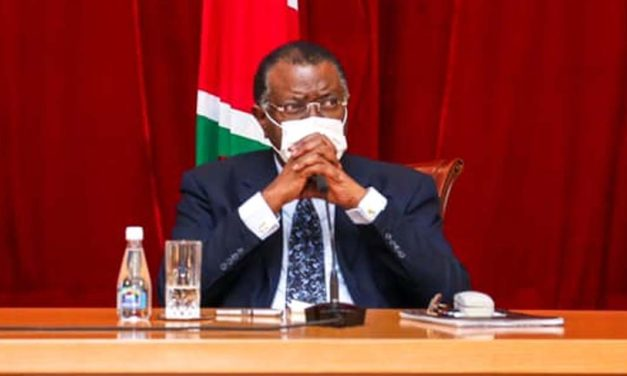 President urges people to get jab