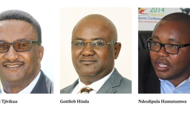 Three-horse race for top Agribank job