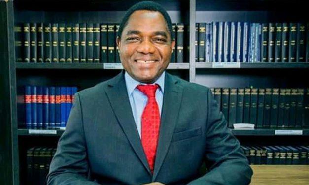 Geingob congratulates Zambia's President-elect