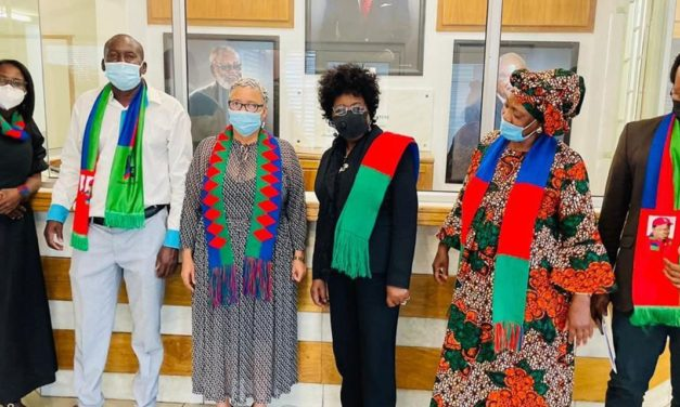 Swapo inaugurates 34 Think Tank members