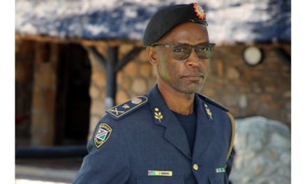"""""""Rotten apples"""" in Nampol will be exposed – Commissioner Basson"""