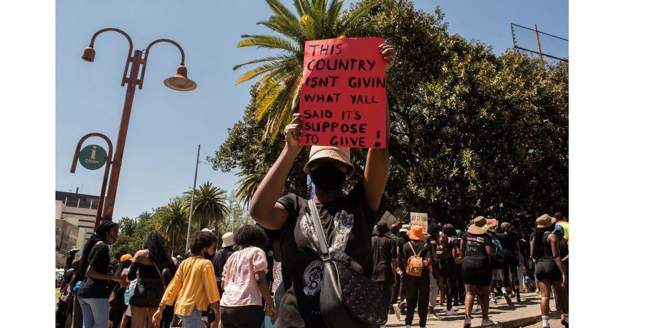 Shutitdown movement organiser accused of embezzling award money